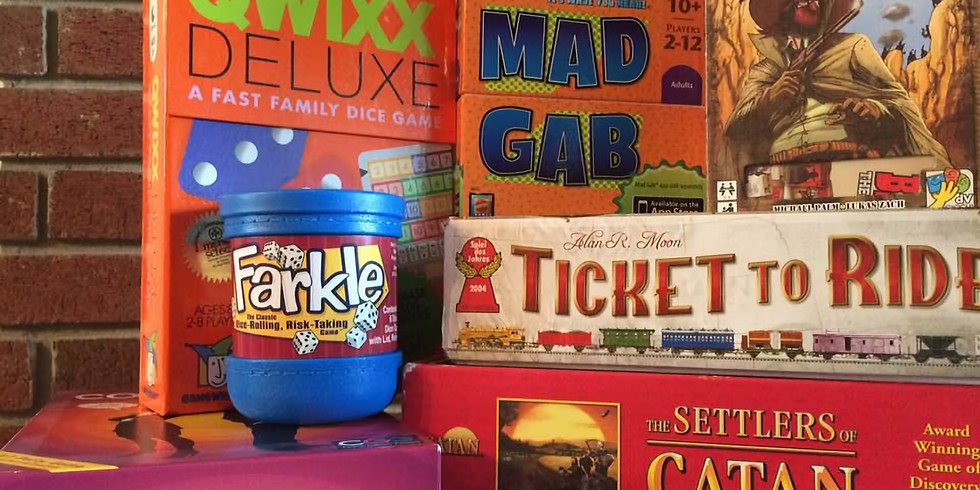 Bring Your Own Board Game Night