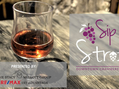 Sip & Stroll returns in March