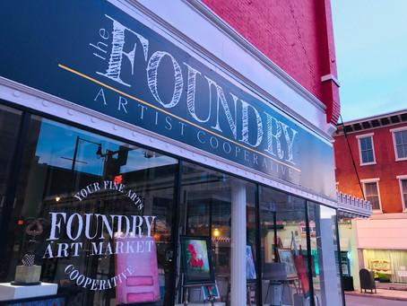 The Foundry Issues Artist Challenge for Chambersburg's AppleFest!