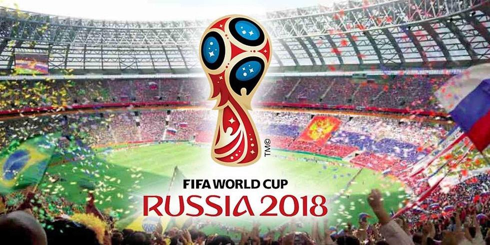 World Cup Kick-off Russia vs Saudi Arabia