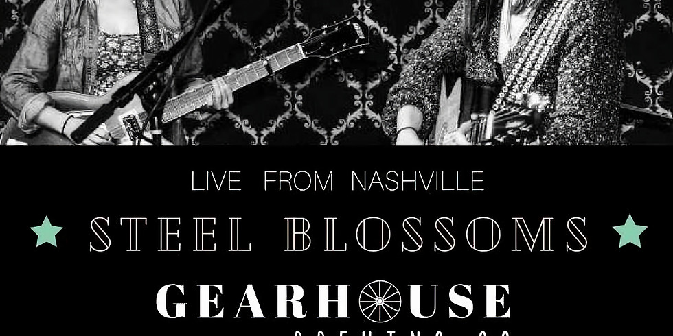 Live Music: Steel Blossoms