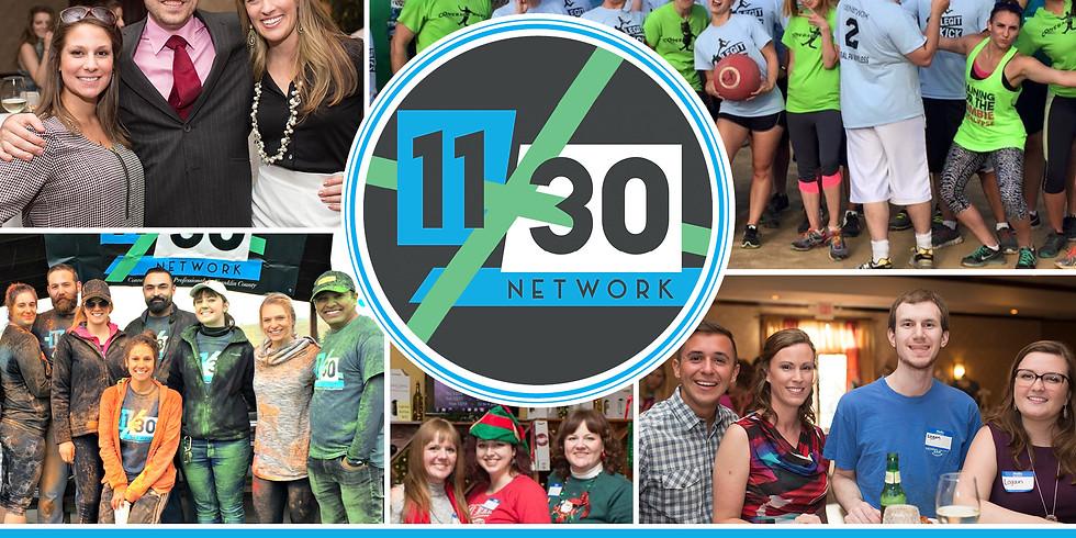 11/30 Network New Member Orientation