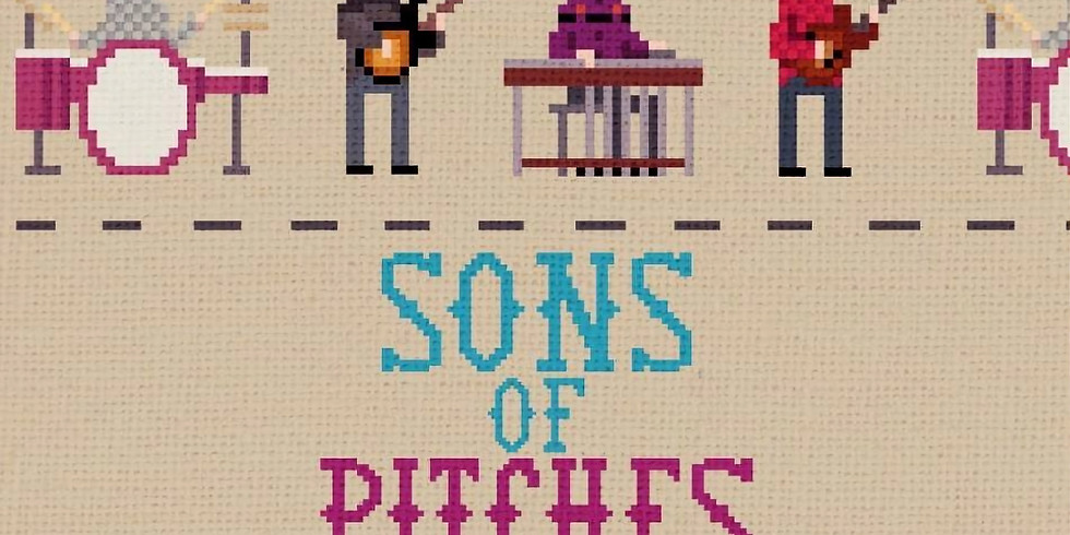 Live Music - Sons of Pitches