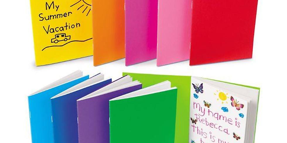 Make & Take Wednesday: Books