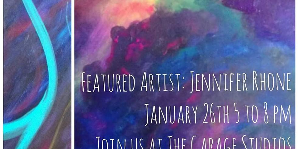 Featured Artist Opening: Jennifer Rhone