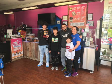 Mikey's Mini Donuts offers sweet distraction from pandemic fears