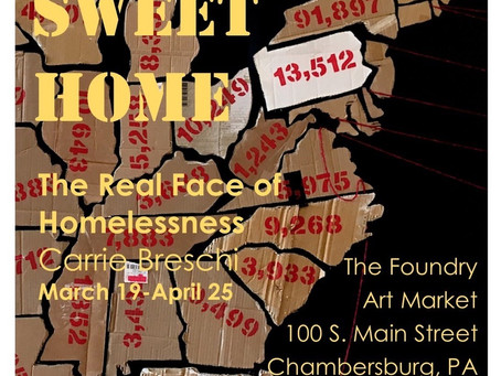 HOME SWEET HOME:  The Real Face of Homelessness