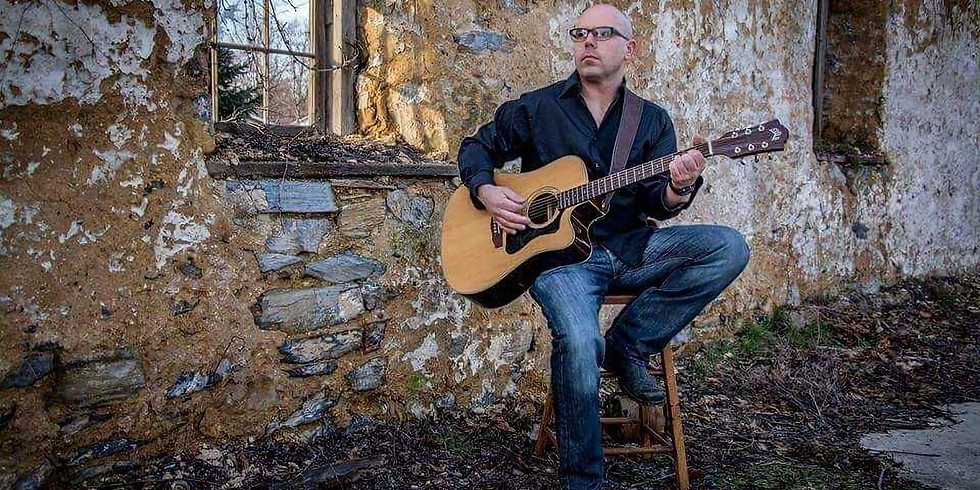 Live Music - Brian Forberger
