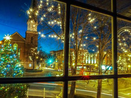 Christmas Magic Comes to Downtown Chambersburg Beginning Friday, November 20