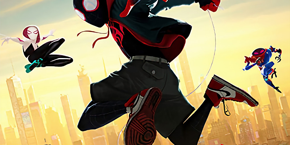 Downtown Summer Movie Series - June 2019 - Spider Man- Into the Spiderverse