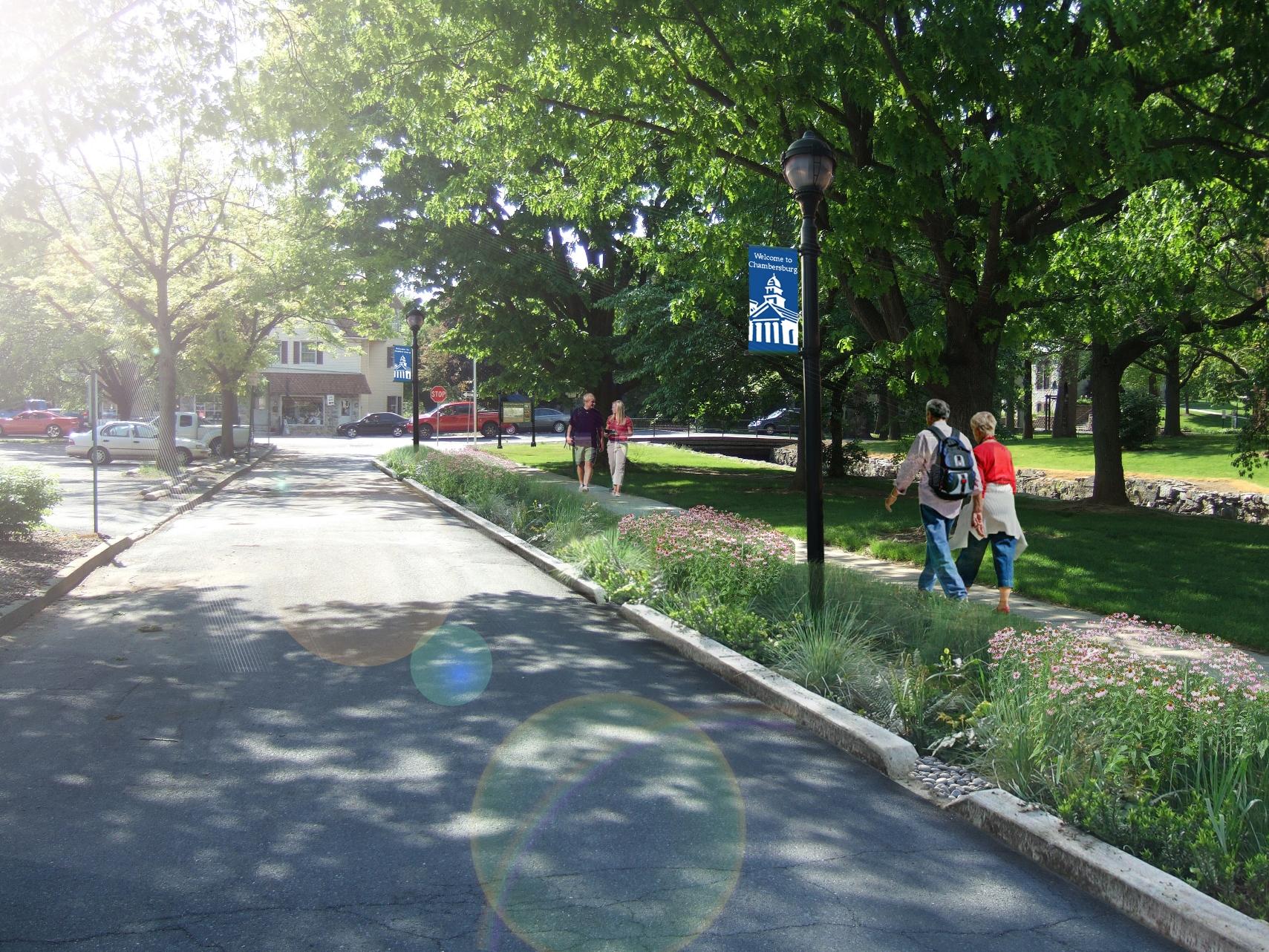 Green Street After
