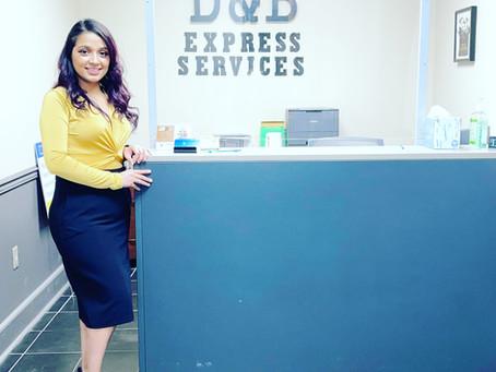 D&B Express Services handles myriad paperwork needs in downtown Chambersburg