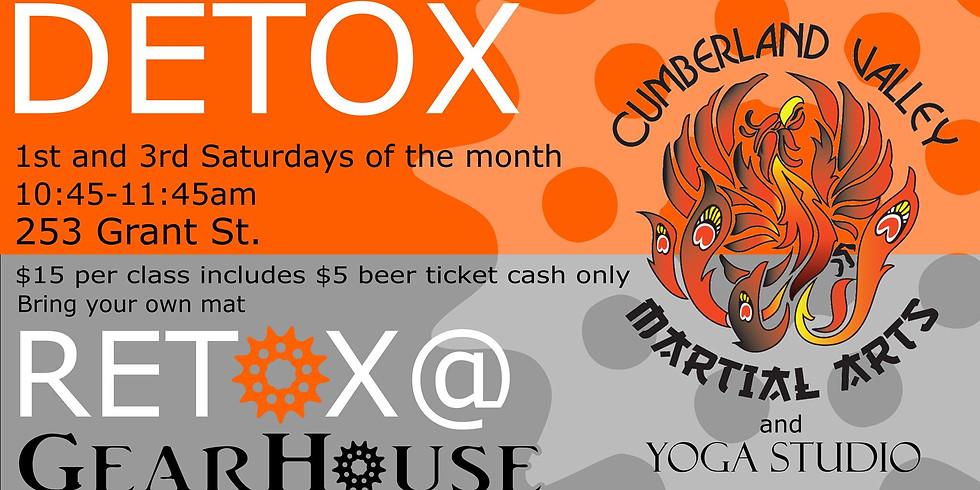 Detox Retox Yoga