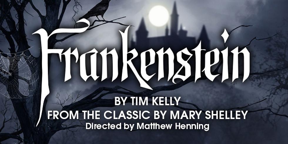 Theatre - Frankenstein