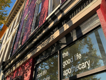 The Good Life Apothecary aims to help people live their best lives