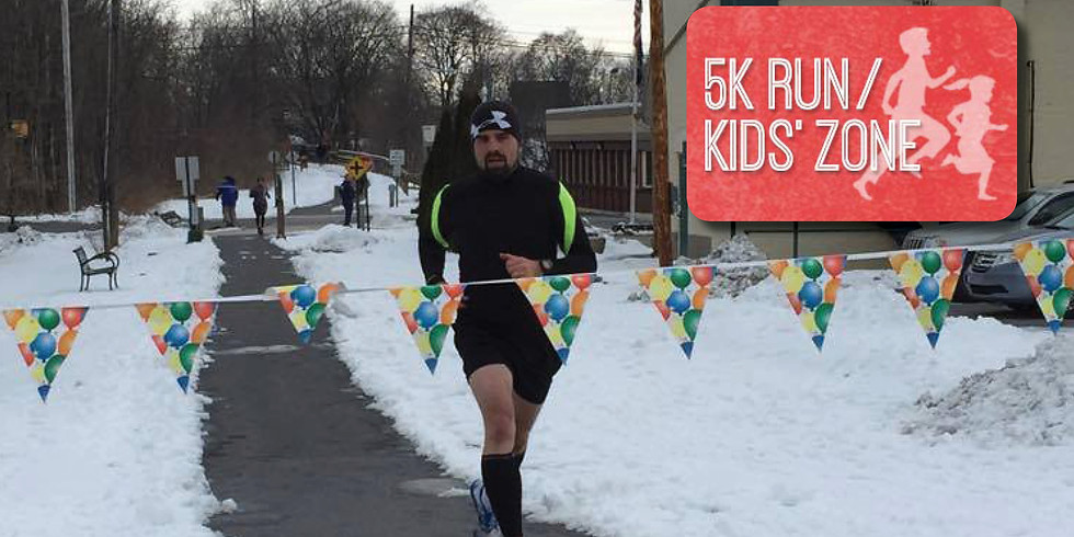 IceFest - Run Your Ice Off 5K