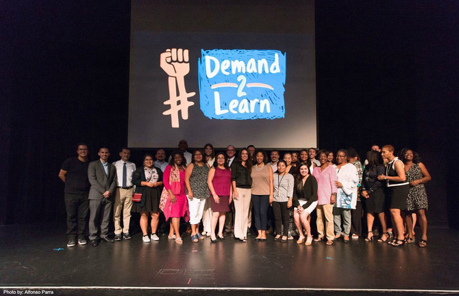 #Demand2Learn Campaign Works to Ensure Equal Access to Education
