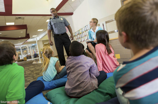 It Is Time to Get Real About School Policing