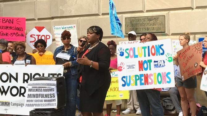 Pittsburgh Parents Demand Change to Stop School Pushout