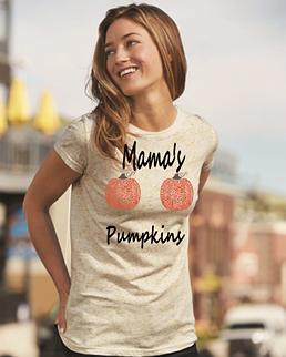 Mamas Pumpkins