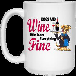 Winey Mugs
