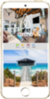 Express app sample AirbNb Platinum Edge Media