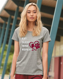 """Eat Sleep Wine Repeat"" Collection"