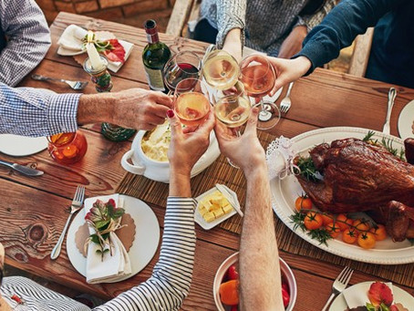 Thanksgiving Wines – Pairing Strategies