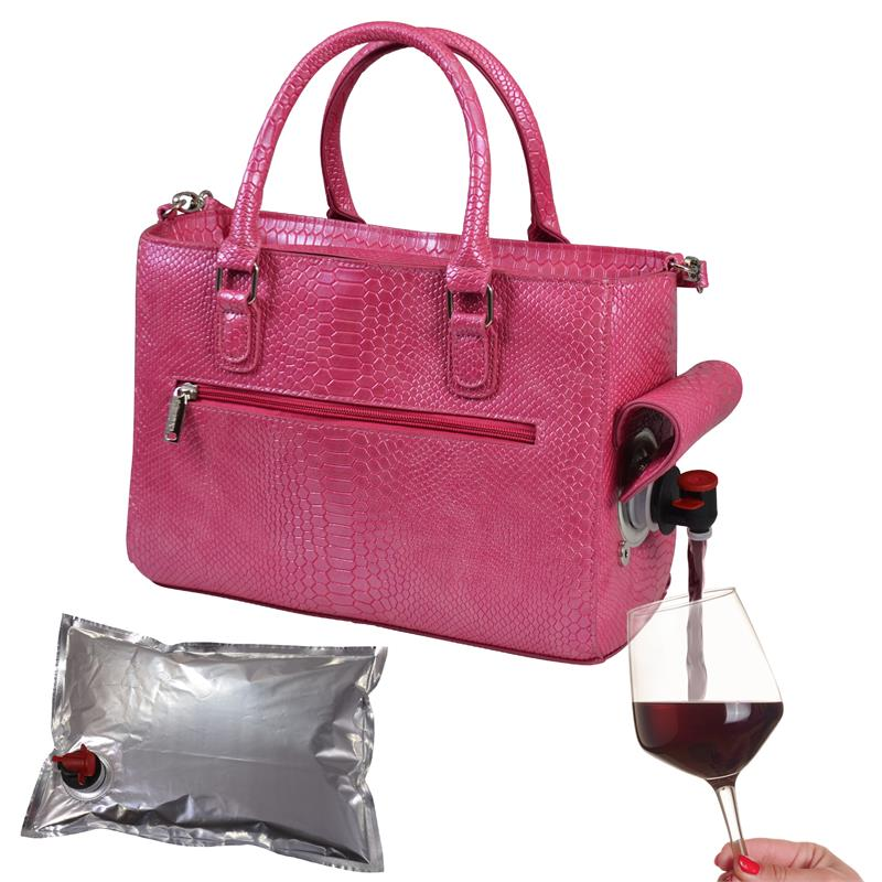 Wine Purses, Clutches & Totes