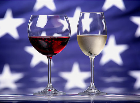 Wine pairings for the 4th of July