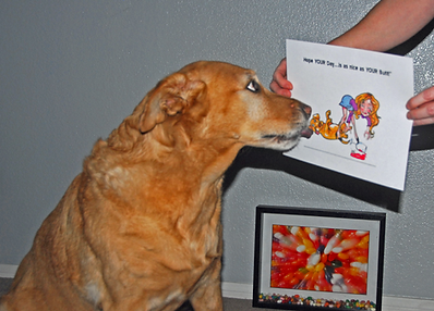 WineyBitches.co Jazzy Approving drawing