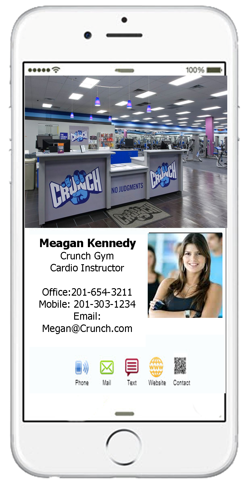 MOBILE BUSINESS CARD STRATEGIES