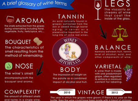 Vague Wine Tasting Terms And What They Really Mean