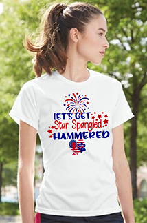 Star Spangled Hammered Collection