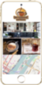 Express app  Coffee shop sample 3 Platinum Edge Media
