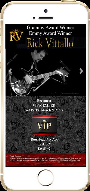 Express app band musician sample Platinum Edge Media
