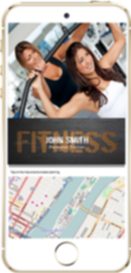 Personal Trainer Mobile App Sample Platinum Edge Media