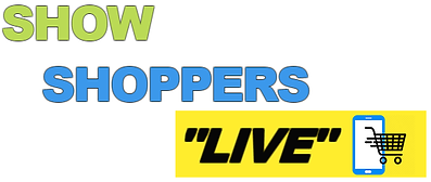 Show Shoppers Live logo- Platinum Edge Media