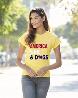 America Wine Dogs