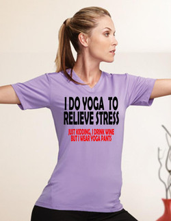 Wine Yoga Collection