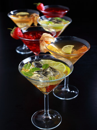 WB Cocktail Recipes*