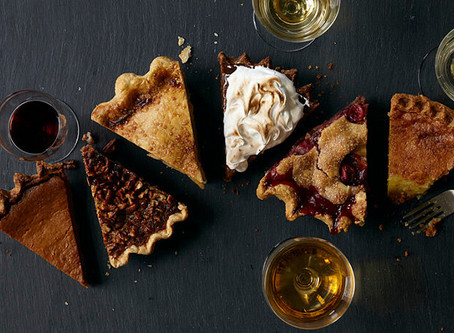The Ultimate Wine and Pie Pairing Guide
