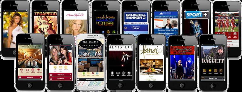 Mobile app development Platinum Edge Media
