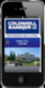 Coldwell Banker Listing App Sample Platinum Edge Media