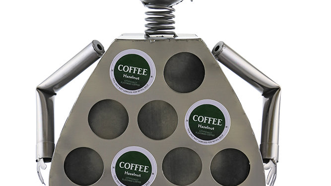 20X12X3 COFFEE CAPSULE HOLDER