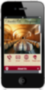 Express app Charles R Winery sample Platinum Edge Media