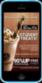 Express app Coffee shop sample Platinum Edge Media