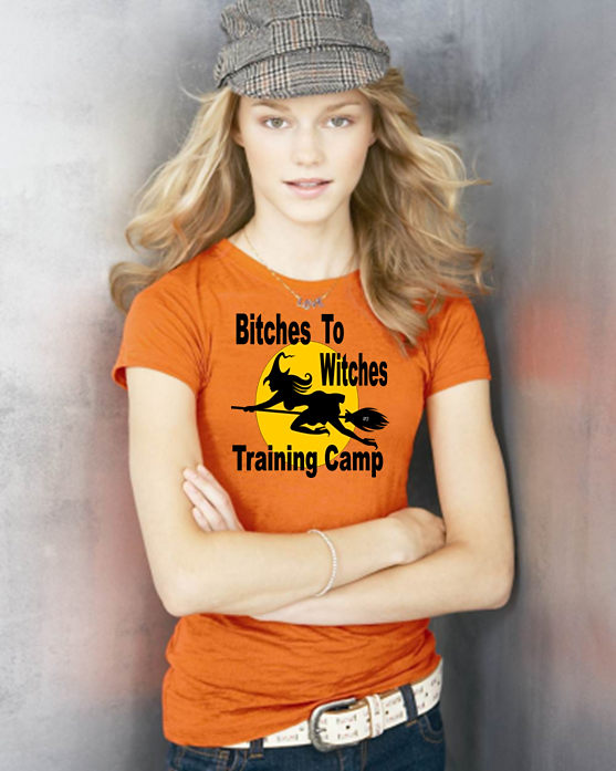 Bitches To Witches Training Camp