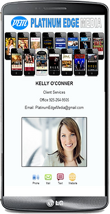 Platinum Edge Media Contact Us