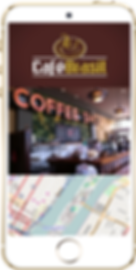 Express app Coffee shop sample Platinum Edge Media